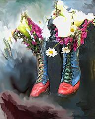 Shoes-topaz