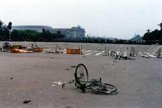 Tianamen Square, Khiang Hei