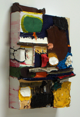\'STACKED\' - &quot;Painting Towards Form&quot;,Christopher Lawrence Mercier