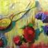 Spooning_berries_ii_55_x_68