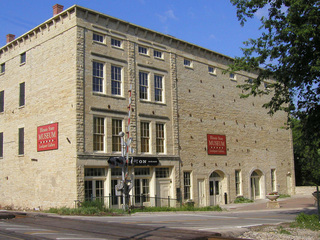 Illinois State Museum Lockport Gallery,