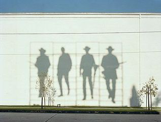 Shadow Figures, Spencer Young