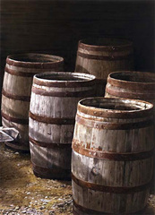 Barrels, Ted Colyer