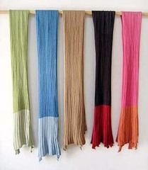 Bamboo Scarves,