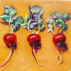 radishes, Kris Marlow