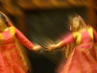 Hand Dance: Motion Hindi Dance Series, Nancy Bechtol