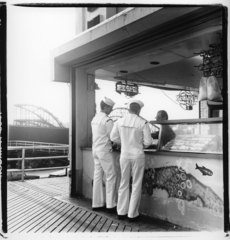 Sailors - Coney Island,Todd Boebel