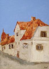 Village Corner, Sandra Pratt