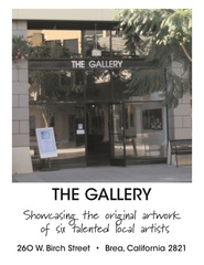 gallery flyer,