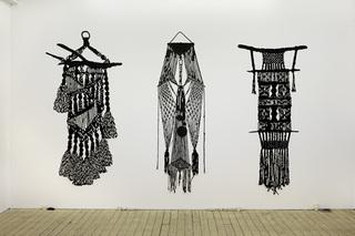 Amanda Ross-Ho, Installation, Group Show