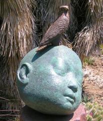 Hawk Head, Clayton Thiel