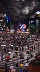 Tokyo Umbrella, Tom Leighton