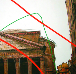 Pantheon, Antonio Petracca