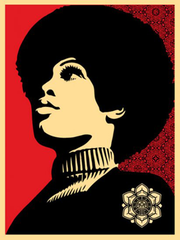 Panther Power,Shepard Fairey