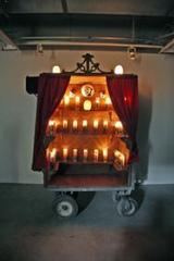 Project Hope: Altar/Cart, Keith Mendak