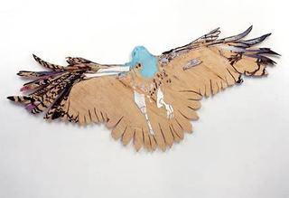 Soaring Hawk, Gina Magid