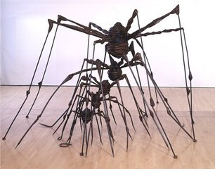 The Nest,Louise Bourgeois