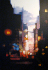 Theater_district__72_x_48__acrylic_on_panel__james_angel