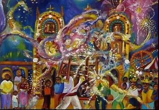 Fiesta Fireworks, Enrique Marquez