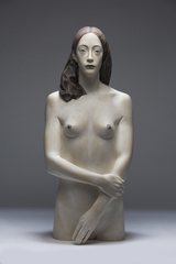 Busto Donna, Aron Demetz