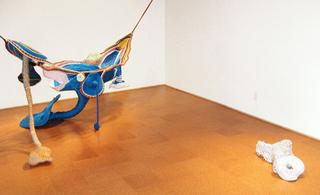 Installation View, Maria Nepomuceno