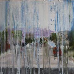 Rain on the Window, Servando Garciat