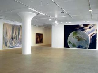 Installation view, Sophie von Hellermann
