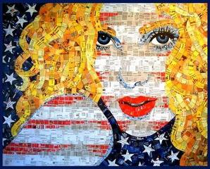 All American Blonde, Sandhi Schimmel Gold