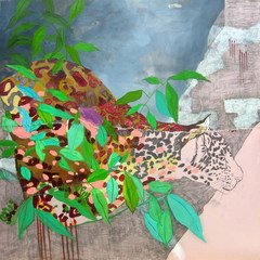"(Image: Gina Magid, ""Jaguara""), Hudson"