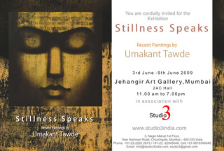 Stillness Speaks, Umakant Tawde