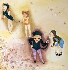 """""""The Cat and Roll Fever"""", Alessa Esteban"""