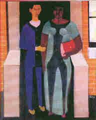 Couple, Charles Alston
