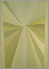 Untitled (Green Butterfly),Mark Grotjahn