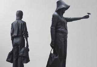 Anonymous Sculptures, Brigitte Zieger