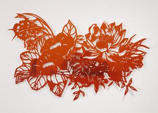 Flower of Power 2, Brigitte Zieger