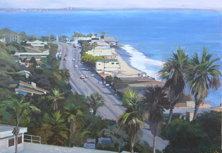 Big View of Malibu,Jeffrey Yeomans