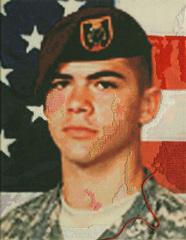 US Soldier I, Farhad Ahrarnia