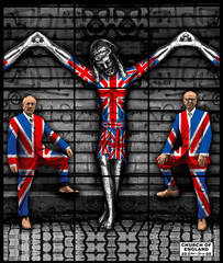 CHURCH OF ENGLAND, Gilbert & George