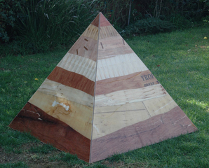 Pyramid,Paul Guillemette