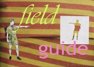 Field Guide Postcard,