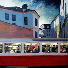 Prague Tram No.3, Harry Bell