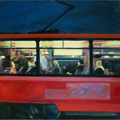 Prague Tram No.1,Harry Bell