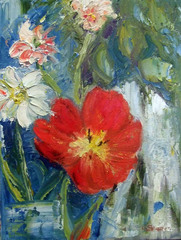 Tulip Singing, Cyd Smillie