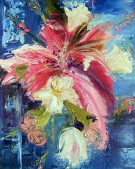 Shapiro\'s Flowers, Cyd Smillie