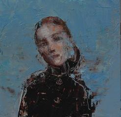 Woman Study, Rimi Yang