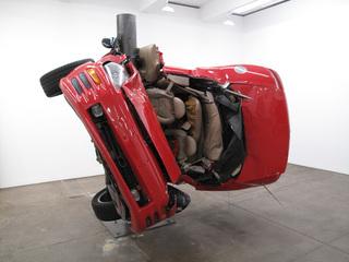 Untitled (Crash 1) , Dirk Skreber