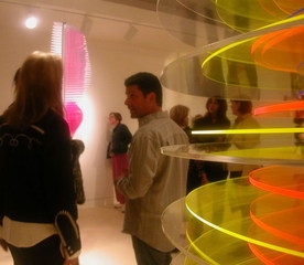 Nancy Braver, &quot;Plastics&quot; (installation shot),