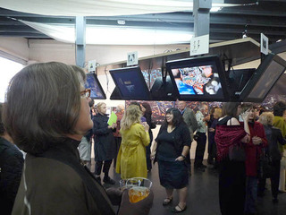Opening Reception, Tom Paiva