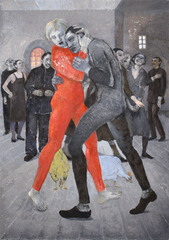 Myth of Frankenstein: The Waltz, Patricia Terrell-O\'Neal