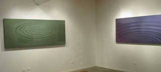 Installation View at Zg Gallery, Chicago, Steve Hough
